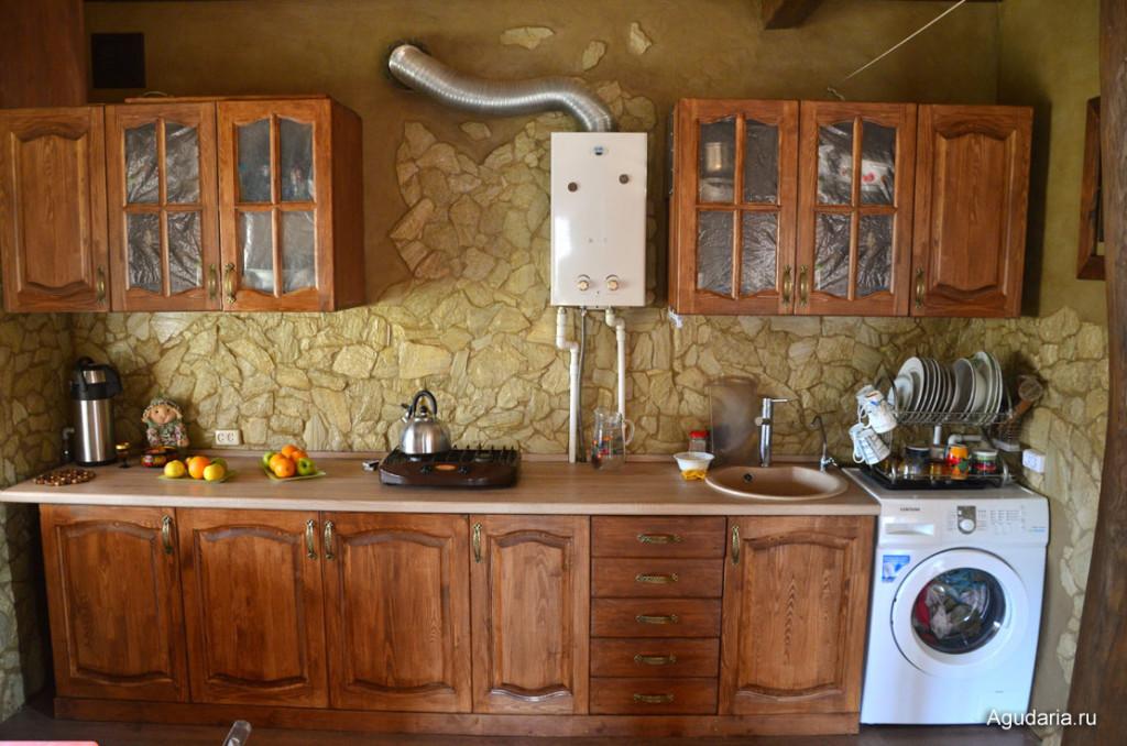 Вот она - кухня помещиков))